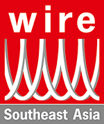 Messe wire Southeast Asia 2017 in Bangkok - 19.09. bis 21.09.2017