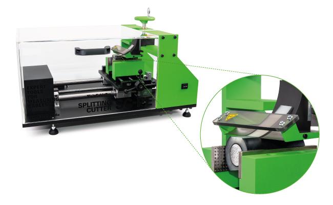Splitting Cutter SC-PE