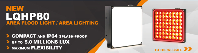 New Area Lights of the LQHP80 series