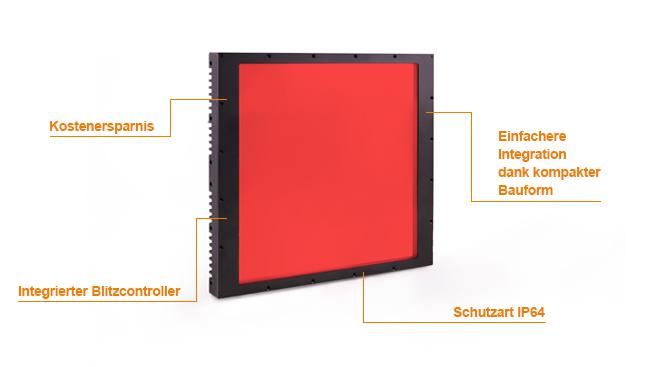 Produktfoto Flächenbeleuchtung LG2020