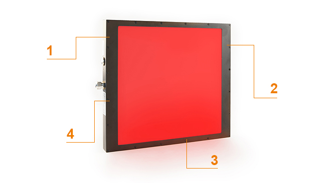 Product photo of the Area Light LG2020