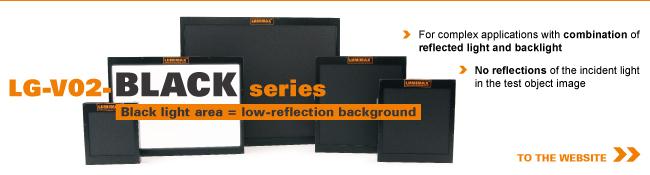 New LG-V02-BLACK series