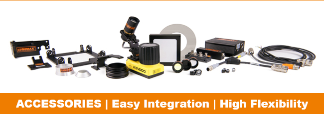 LUMIMAX Accessories - Easy Integration, High Flexibility