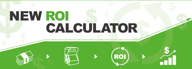 New ROI Calculator | Test right now, when your investment is worthwhile