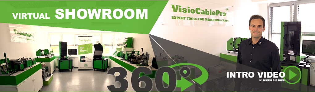 Intro video - VisioCablePro virtueller Showroom